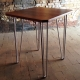 Bartop dining table 2016